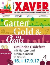Xaver 0917 By Hariolf Erhardt Issuu