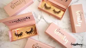 starting my own lash business introducing c beauty csheww