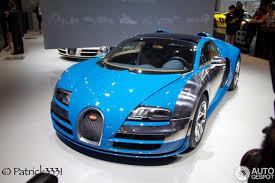 Dubai Motor Show 2013: Veyron 16.4 Grand Sport Vitesse Meo Costantini