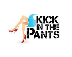 Pants Logos Kick In The Pants Logo Design Contest Logos By Medi