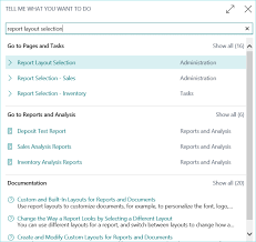 Sales Invoice Modifying The Sales Invoice Format In Dynamics 365 Business