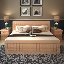 double bed with box design. Plain Double Woodbed0114jpg Intended Double Bed With Box Design B