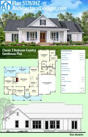 interesting one story farmhouse house plans images best story country house plans