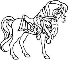 Small Picture 33 best Horses images on Pinterest Coloring books Horse