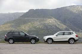 Coupe Series bmw x3 3.0 si : The new BMW X3: New generation replaces the previous