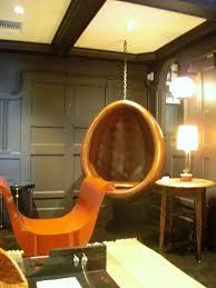 Hanging Chair In Bedroom Bedroom Comfortable Black Hanging Chair For Bedroom With Cream