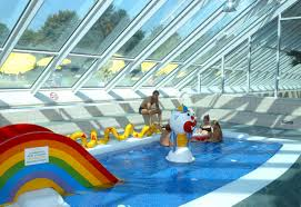 cool home swimming pools. Architecture Awesome Indoor Swimming Pool For Kids And Family With Rainbo Cool Pools Home