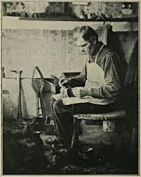 Thomas breed the fist shoemaker