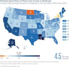 Nys Medicaid Income Chart 2017 Nearly 17 Cents Of Each State Revenue Dollar Goes To