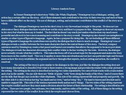 philip smith ms mcgee ap english a ppt  literary analysis essay