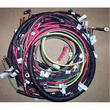 1948 el panhead springer front end wiring harness 1948 el panhead springer front end wiring harness