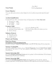 Best Resume Samples Pdf Perfect Resume Format Resume Samples For Freshers Perfect Resume
