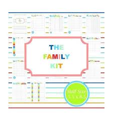 Teacher Planning Calendar Template Weekly Lesson Plan Free