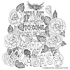 pickup_750 copy?w=1000 free coloring pages from creative collective adult coloring on adult swear word coloring pages