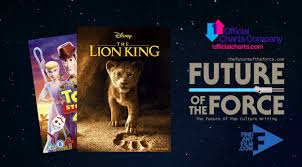 The Official Film Chart The Uk Top Ten 4th December