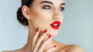 Light Red Colour Lipstick