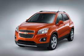 2015 Chevrolet Trax Added As New Compact Crossover SUV for Chevy ...