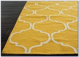yellow orange runner rug blue and rugs home design ideas