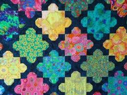Waterwheel House Quilt Shop: Quilting Patterns & What a wonderful use of large prints (Kaffe Fassett) Adamdwight.com