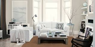 White Paint For Living Room The 14 Most Popular Paint Colors They Make A Room Look Bigger