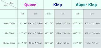 king duvet dimensions king duvet cover measurements
