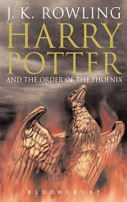 harry potter and the order of the phoenix uk