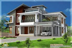 house plan and elevation in kerala style beautiful asian single y contemporary kerala house designs design