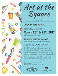 las vegas area council boy scouts of america art at the square saay and sunday march 25 26 2017 10am 4pm at town square las vegas 6605 las vegas
