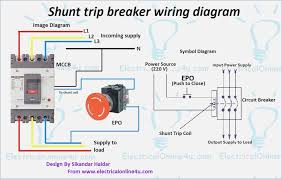 hqdefault at shunt trip breaker wiring diagram free wiring diagram dc circuit breaker wiring diagram at Circuit Breaker Wiring Diagram
