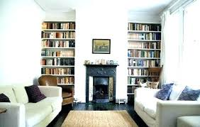 shelves around fireplace built in shelves around fireplace plans fireplaces with bookcases spire cabinets f built
