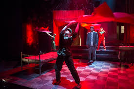 review m butterfly court theatre chicago theater beat aurora adachi winter erin clyne sean fortunato and emjoy gavino in court theatre s