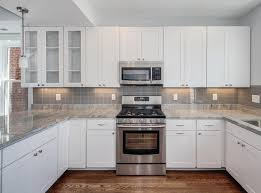 transitional kitchen ideas. Top 81 Top-notch Modern Transitional Kitchen White Ideas Backsplash With Cabinets Insight