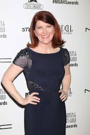 kate flannery 2016 make up artist and hair stylist guild awards in la