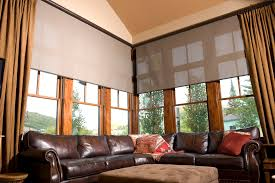 Window Treatment For Large Living Room Window Modern Window Treatments For Large Windows Hgtv Dream Home Window