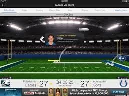 Six Second Screen Apps Just For Nfl Fans Macworld