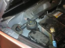 diy oil pressure gauge nissan 370z forum 8 th the other end of the wires through the firewall and the hole in the carpet that the oem wire bundle passes through 9 reach under the glove box