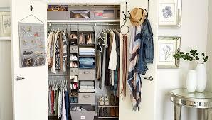 how to maximize a small closet
