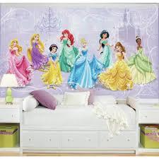 Princess Wall Decorations Bedrooms New Xl Disney Princess Royal Debut Wall Mural Prepasted Wallpaper