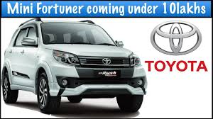 Toyota Rush Mini Fortuner India Launch Date,Price,Features and ...