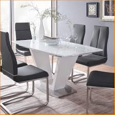 Bemerkenswert Esstisch Weiß Hochglanz Mit Glasplatte Design 16513