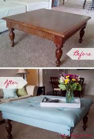 repurposing old furniture. 20+ Creative Ideas And DIY Projects To Repurpose Old Furniture --\u003e Tufted Repurposing O