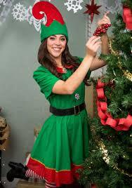 ... Womenu0027s Holiday Elf Plus Size Costume ...