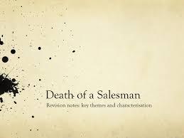 Death of a salesman essay help Storyboard That