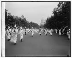 how the klan got its hood new republic the ku klux klan parade in washington dc in 1926 the library of congress