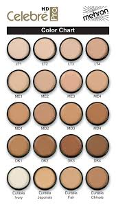 individually forconsumers or in a 20 color palette for professional makeup artists fromfashion runways and hd tv to everyday wear celebré pro hd works