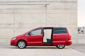 cars with sliding doors seat alhambra