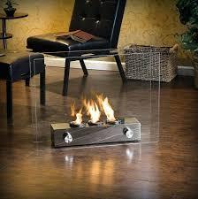 Modern Fire Contemporary Indoor Outdoor Ethanol Burning BiofireplaceIndoor Portable Fireplace