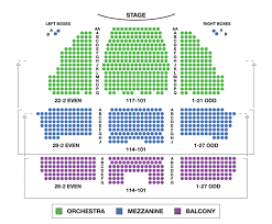 Capitol Theater Port Chester Seating Chart Longacre Theatre Large Broadway Seating Charts