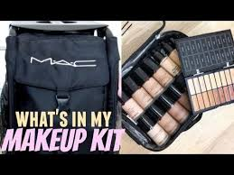 pro mua kit must haves