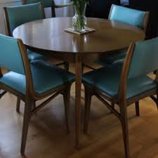 photo of len s upholstery seattle wa united states midcentury dining chairs reupholstered
